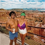 Couple at Sunset Point, Bryce Canyon National Park, Utah