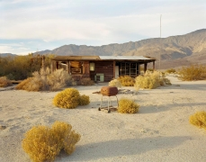 1930's Gilbert Rock Homestead and Cattle Ranch, Anza Borrego, CA