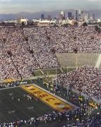 USC vs. UCLA, Memorial Coliseum, Los Angeles, CA, 1993