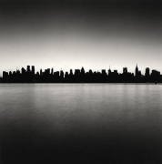 Manhattan Skyline, Study 1, New York, New York, USA, 2006