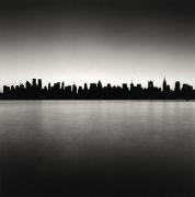 Manhattan Skyline, Study 1, New York, New York, USA, 2006