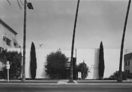 Bevan Davies, Apartments near Wilshire Blvd., Los Angeles