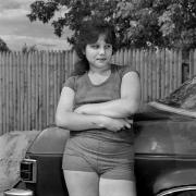 Girl Looking Sideways, 1983-84