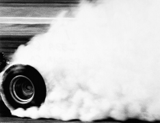 Steve Banks Nitro, Drag Racing in Southern California