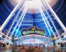La Grande Wheel Gate
