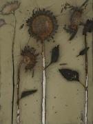 Sun Flower 07-01, 2008, photogenic drawing