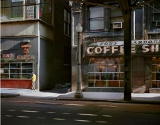 Fort Dearborn Coffee, Chicago,  1977