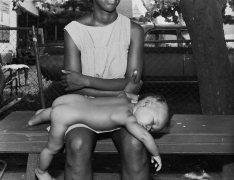 Plain Dealing, Louisiana - Baby in Lap, 1984