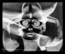Defender 1968 vintage gelatin silver print
