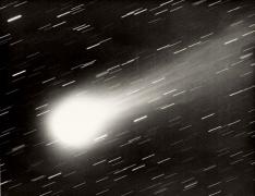 Comet Hally, 9/12/85