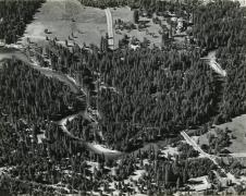 High Sierra, 1937, vintage gelatin silver print