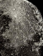 The Moon, around Crater Tycho