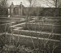 The White Garden, Sissinghurst, 2001, from the series In the Garden