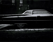 Stephen Salmieri, 1967 Coupe de Ville, New York City, 1973, vintage gelatin silver print, 11 x 14 inches
