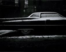 Stephen Salmieri, 1967 Coupe de Ville, New York City, 1973, vintage gelatin silver print, 11 x 14 inches