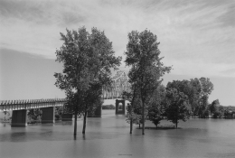Last Bridge over the Ohio, Cairo, Illinois