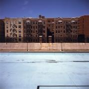 Crotona Park Pool, Bronx, 2011, Cibachrome print