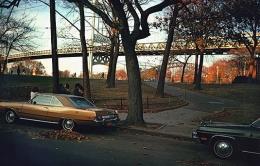 Len Jenshel, Astoria Park, Astoria, NY, 1975,