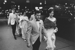 High school prom, Detroit, 1968