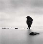 Rock Formations, Study 2, Yoichi, Hokkaido, Japan, 2004