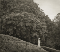 Hillside, Waddesdon Manor, from the series In the Garden