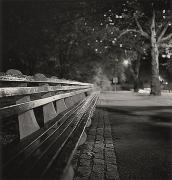 Central Park Bench, New York, New York, 2000