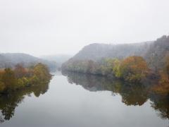 James River, Virginia, 2013