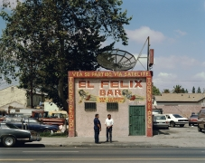 653 Florence Avenue, Los Angeles, April, 1980
