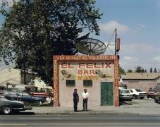 653 Florence Avenue, Los Angeles, April, 1980