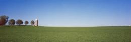 Farmstead, Fields, Pierce County, Wisconsin