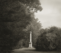 Column, Lacock Abbey, from the series In the Garden