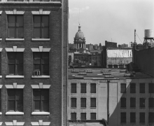 View from 475 Broadway, New York, 1976