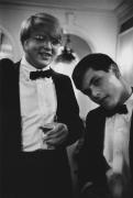 Young men at a debutante ball, 1968