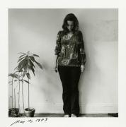 Self-Portrait, May 10, 1973