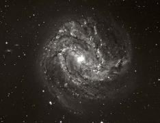 M83 Spiral Galaxy (in Hydra)