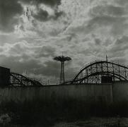 Coney Island, NY, 1969, vintage gelatin silver print