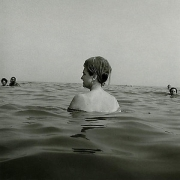 Coney Island, NY, 1973, vintage gelatin silver print, 7 x 7 inches