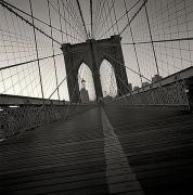 Brooklyn Bridge, Study 4, New York, New York, 2000