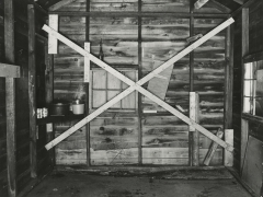 untitled, from the series Garage Interiors: The Topography of Hidden Space, 1983