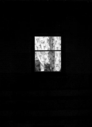 14th Street, from the Windows Series, 2001, gelatin silver print