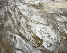 Edge Of Carson Sink Looking Northwest, Pleistocene Lake Lahontan, Fallon, Nevada, 2018