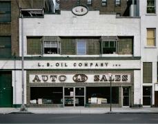 L.B. Oil, New York, 1984