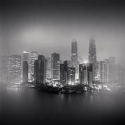 Skyline, Shanghai, Study 5, China, 2011