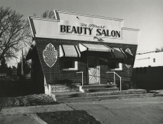 De Forest, WI, from the series, Sites of Southern Wisconsin, 1981