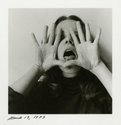 Self-Portrait, March 19, 1973