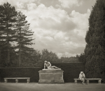 Benches, Blenheim Palace, from the series In the Garden, 2004