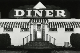 Elliott Kaufman, untitled, from American Diner, 1975