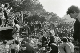 Grateful Dead, Golden Gate Park