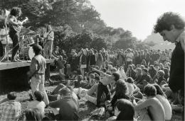 Grateful Dead, Golden Gate Park