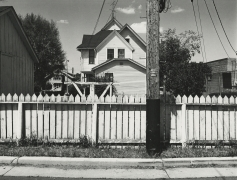 Milwaukee, WI, from the series, Sites of Southern Wisconsin, 1981